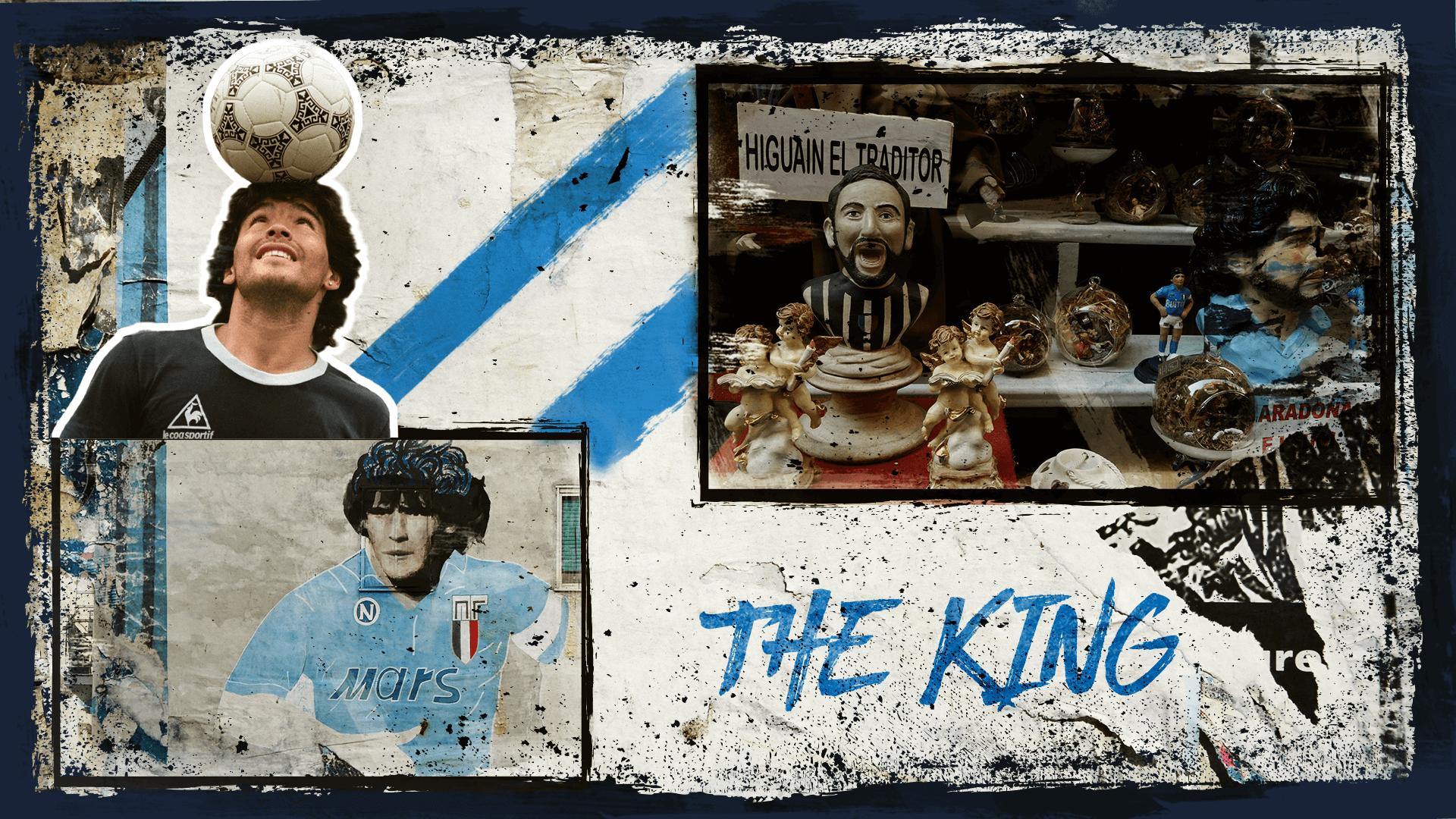 Diego Maradona, santo patrono di Napoli: il mito e il campione