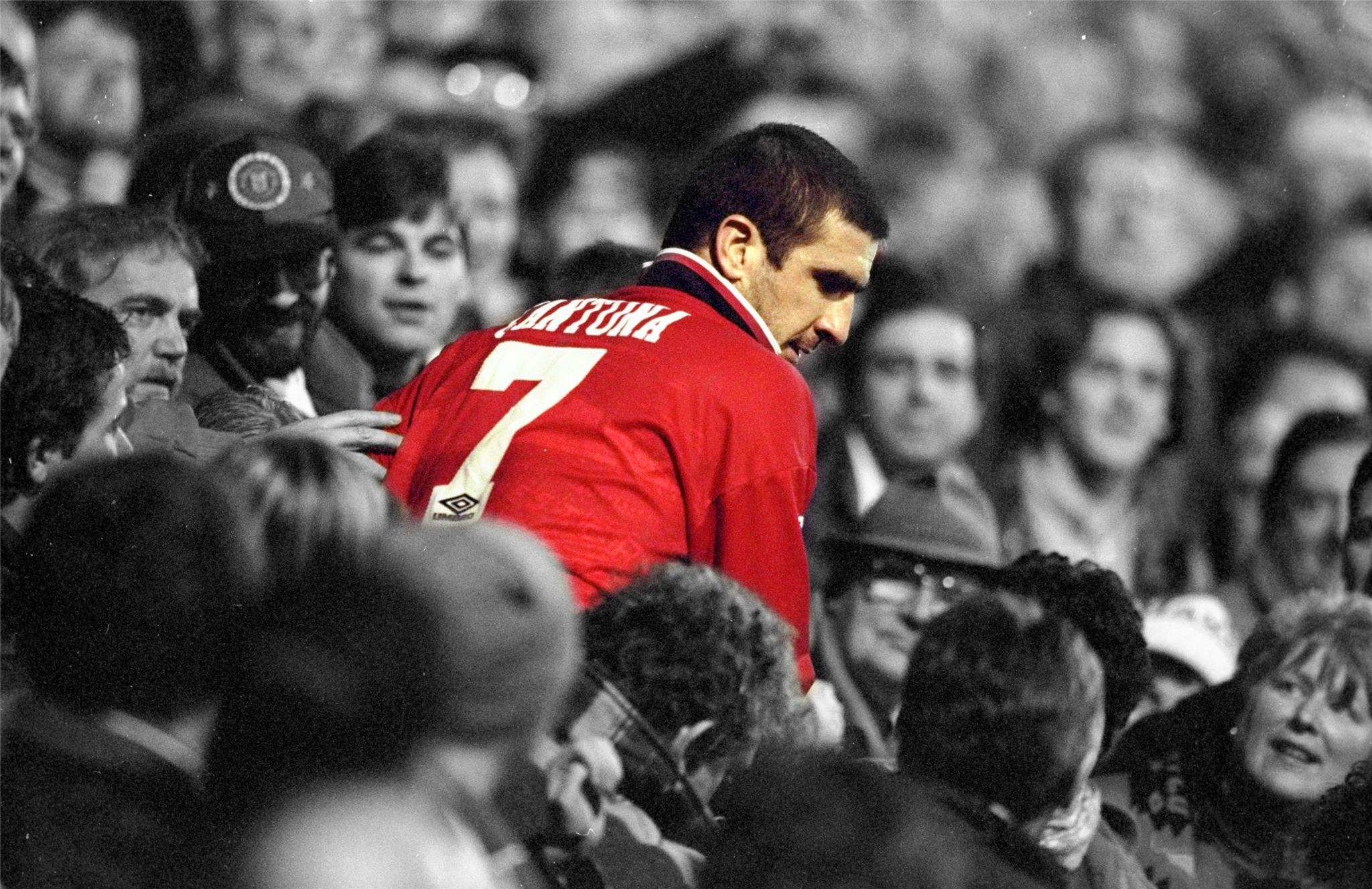 eric cantona the man who changed manchester united s history eric cantona the man who changed