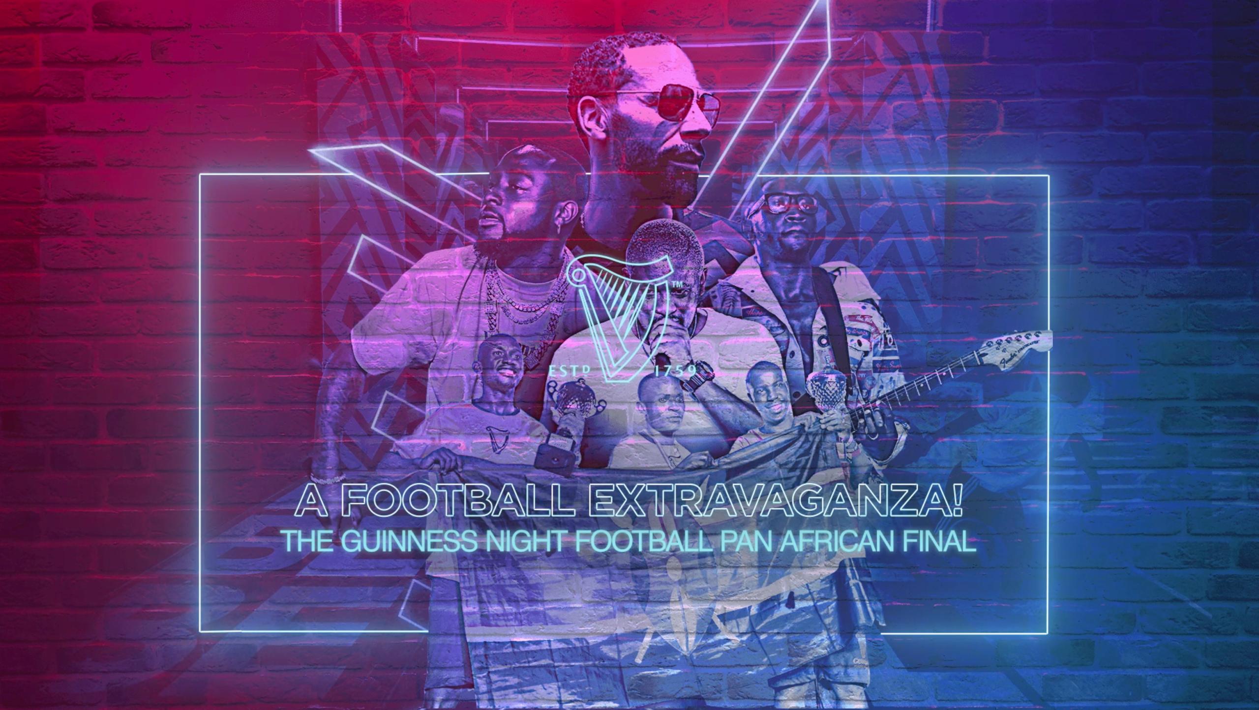 Guinness Night Football Pan African Final