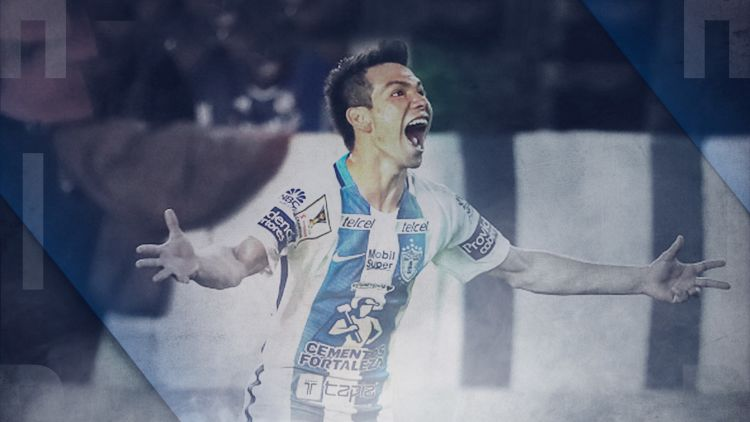 b2e5351c1 Chucky Lozano  PSV phenomenon with world at his feet
