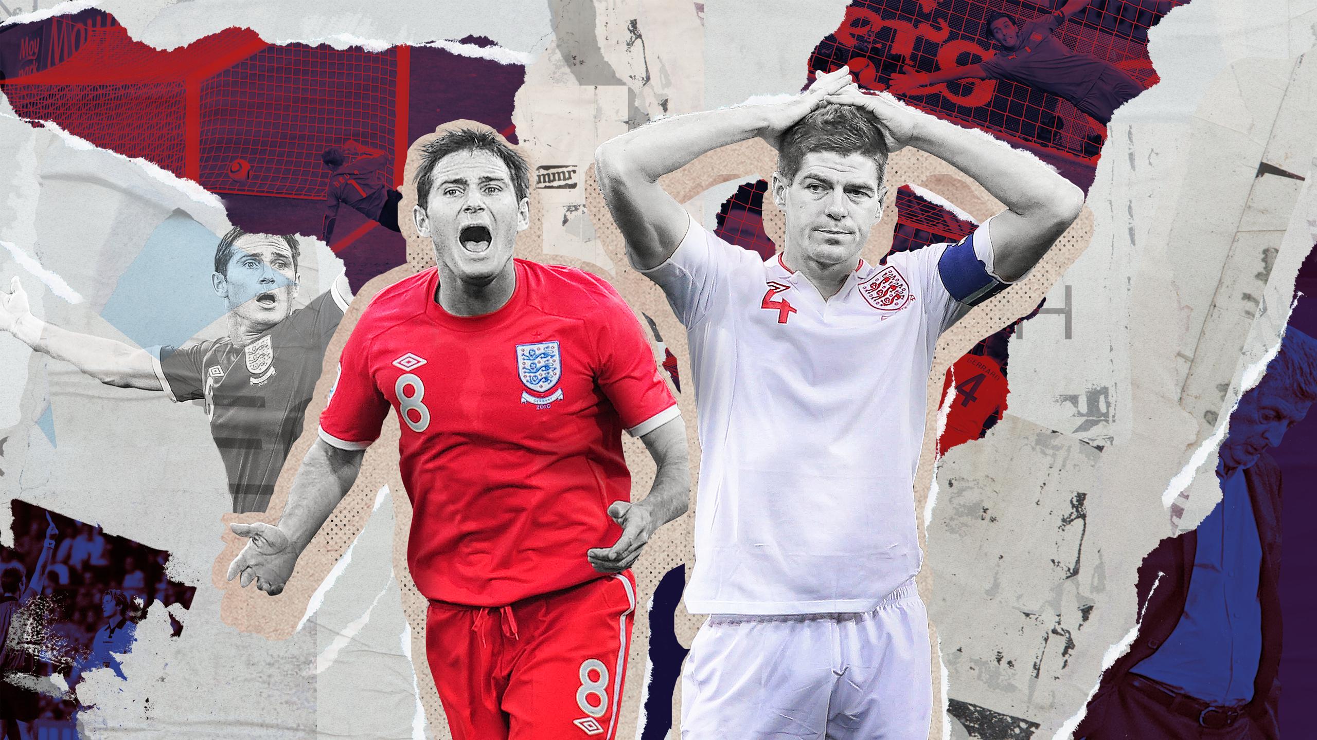 Generation Kane And England Underachievers