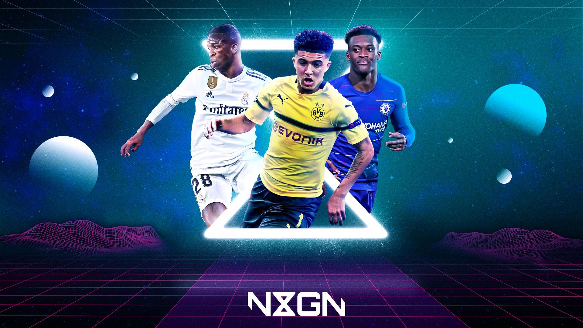 NxGn 2019: The best 50 wonderkids in football