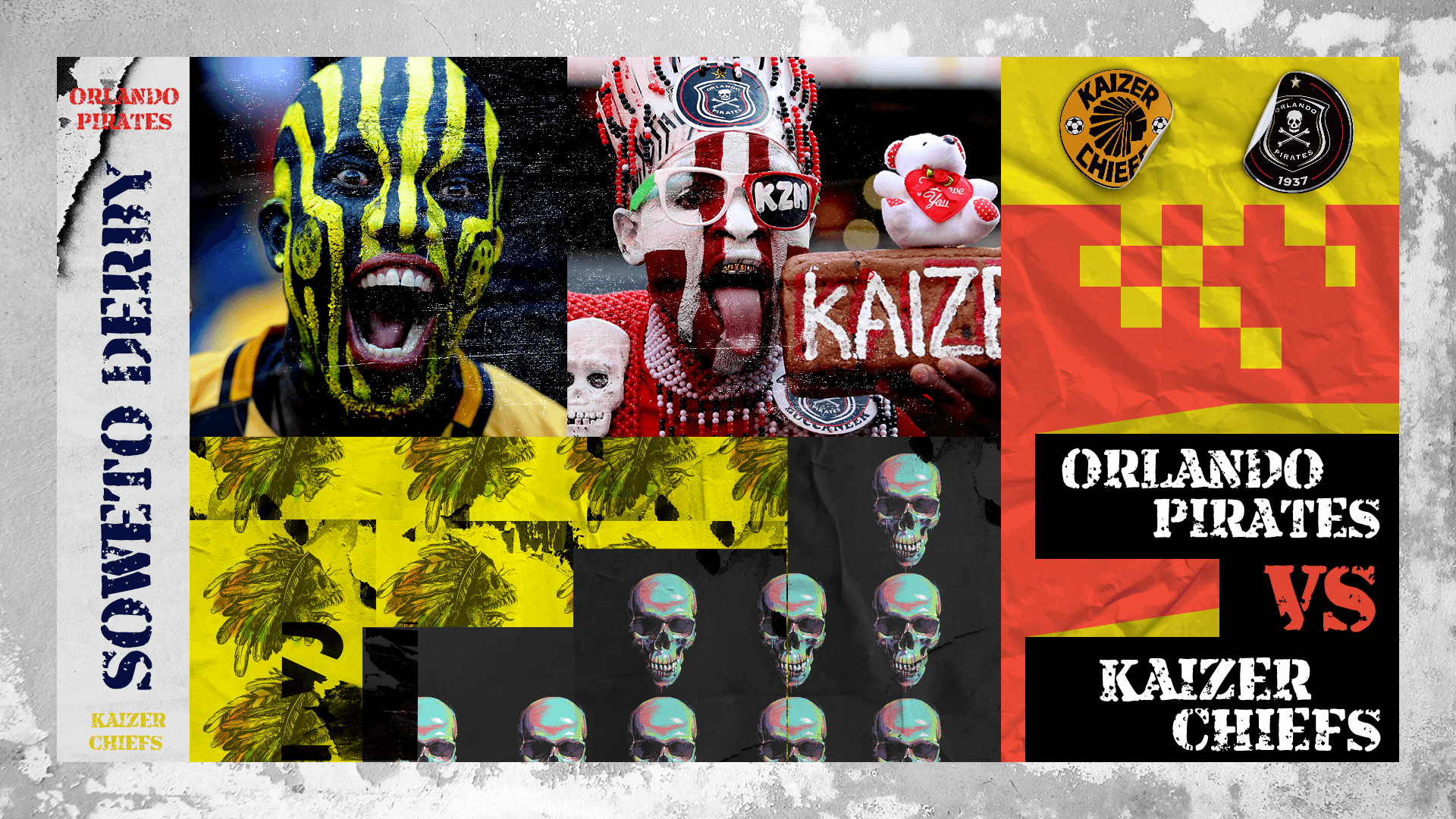 From Violence to Vuvuzelas: How the Soweto Derby unified fans - Goal.com