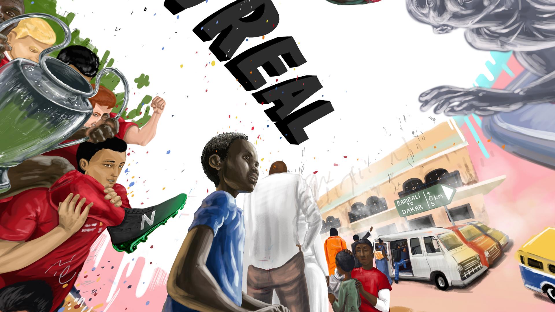 Unreal - The Sadio Mane Story